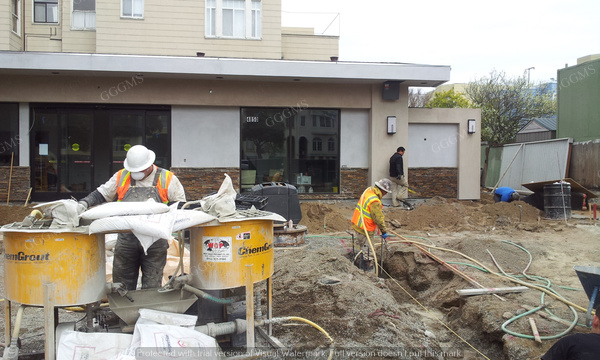 Permeation Grouting at California